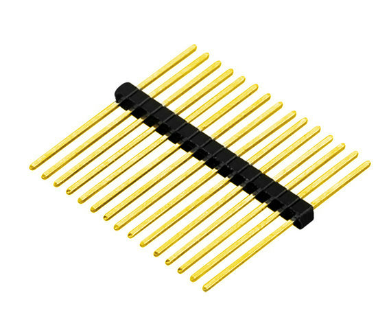 PH1.0mm Pin Header H=1.0mm Single Row Straight Type