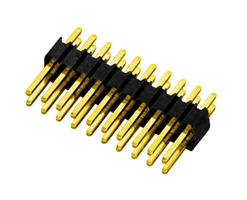 PH2.0mm Pin Header Dual Row Straight Type Board to Board Connector Pin Connector