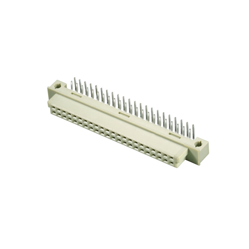 PH2.54mm DIN 41612 Female Dual-row Right Angle Type