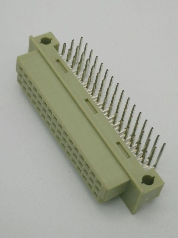 PH2.54mm DIN 41612 Female Three-row Right Angle Type