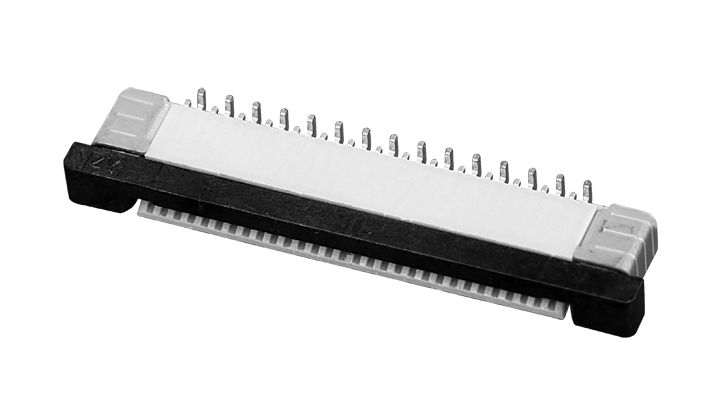 PH0.5mm FPC, SMT type FPC connector