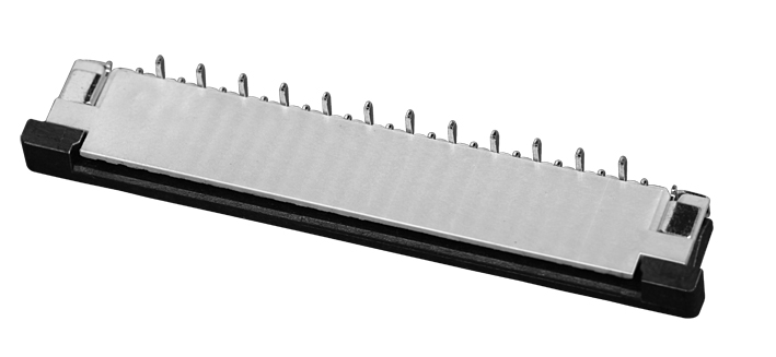 PH1.0mm FPC, H=5.6mm , vertical type FPC connector