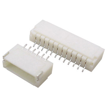 PH1.0mm Wafer, Single Row, Horizontal SMT Type Wafer Connectors