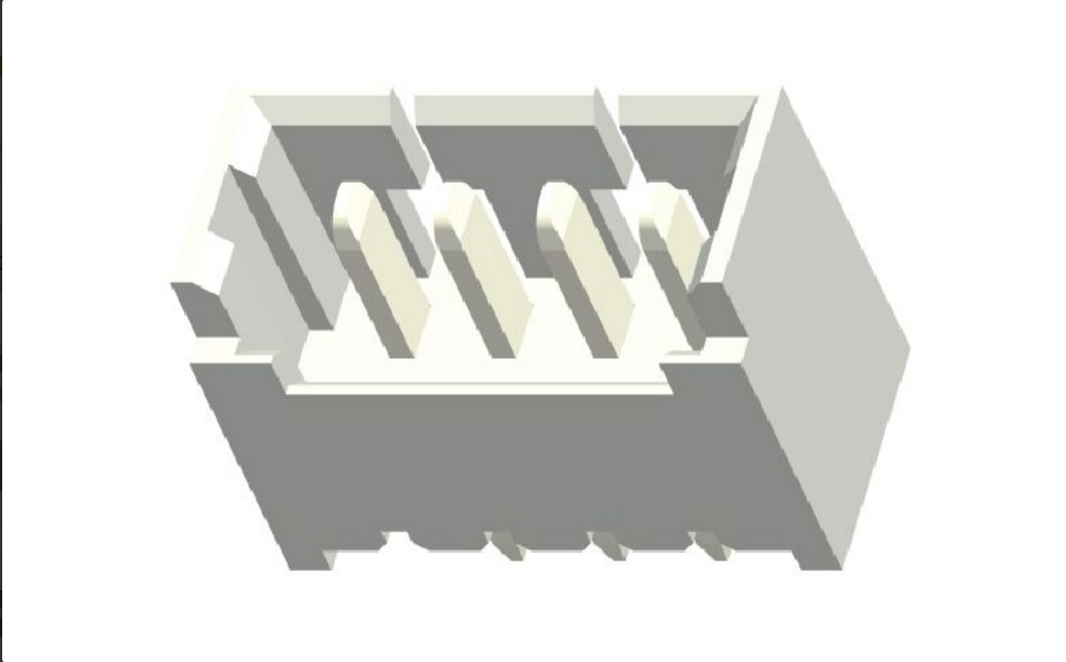PH1.25mm Wafer, Single Row, DIP Straight Type Wafer Connectors
