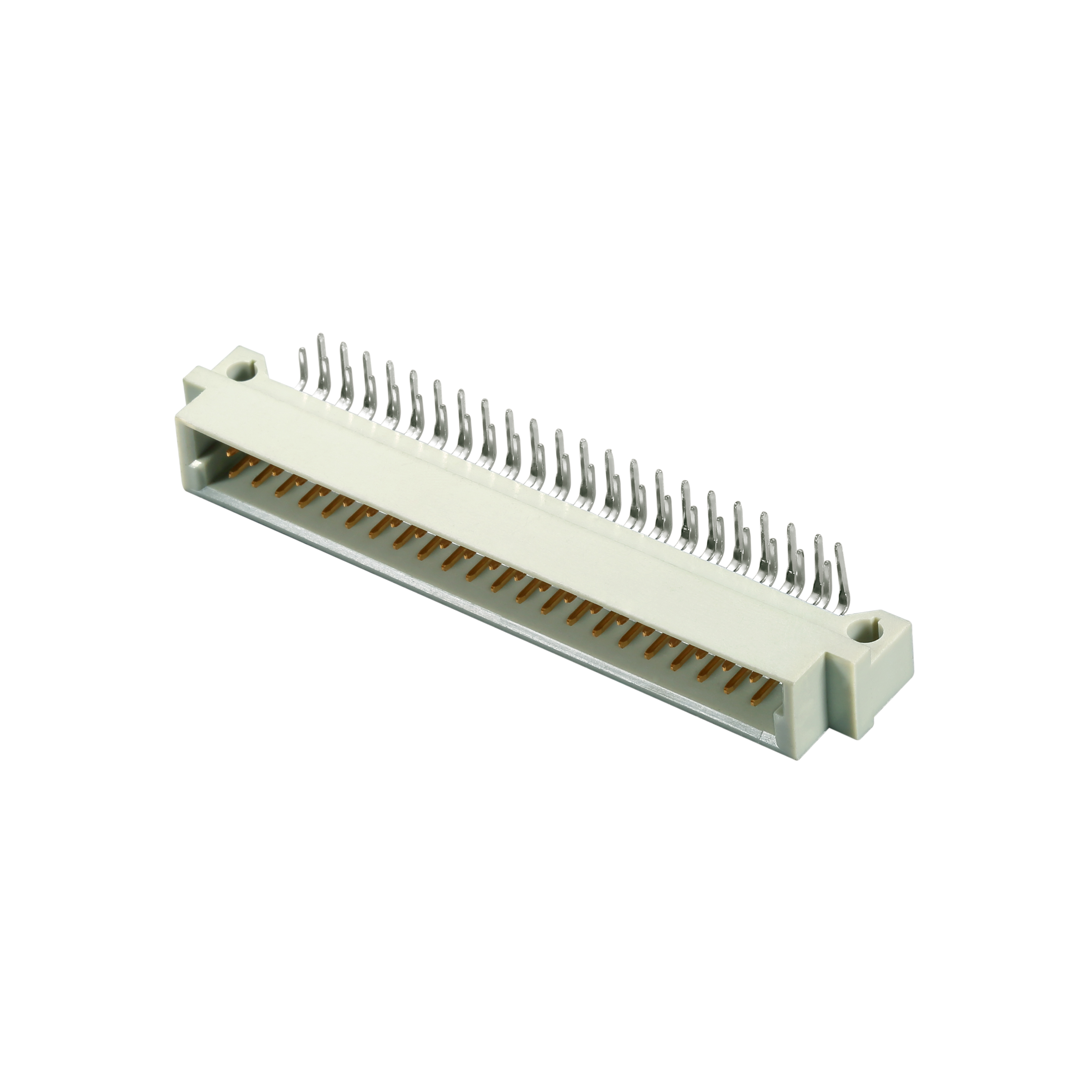 PH2.54mm DIN 41612 Male Dual-row-right-angle-type