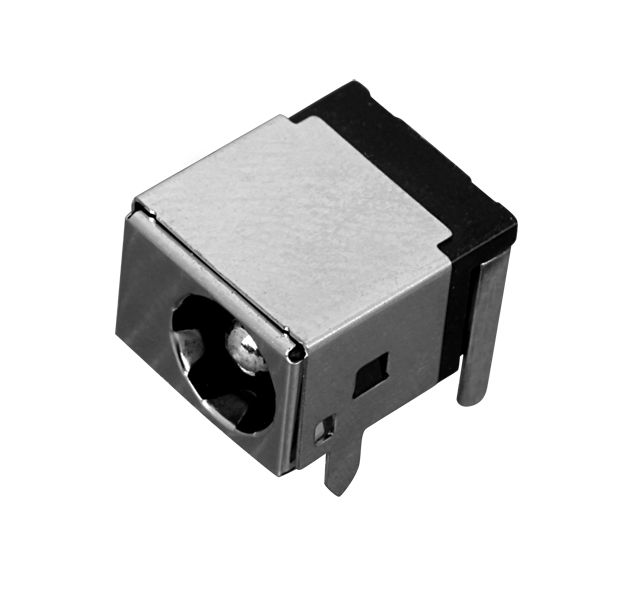 DC JACK-3P Right DIP Type,With Shell  L78020-6002XXX
